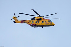 Search and Rescue Cormorant Helicopter, Bellevue Beach (frank.king2014) Tags: helicopter arnoldscove newfoundlandandlabrador canada ca