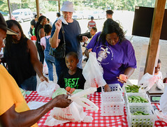 Resourceful_Communities_Sandhills_Heritage_Family_Association_2016_NC_(c)_Olivia_Jackson_22 (Resourceful Communities) Tags: children class dentistry discussion education farm food fresh fruit groups learning local market northcarolina organic outdoors produce programs sandhills springlake summer volunteers youth
