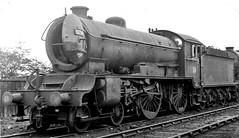 Railways - D49 62734 Cumberland on Carlisle Canal shed (Biffo1944) Tags: railway lner d49 440 62734 cumberland carlisle canal shed 68e pj sharpe 6027