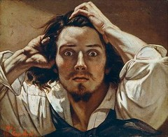 self-portrait-or-desperate-man-gustave-courbet (ArtTrinArt!!) Tags: gustave courbet 18191877