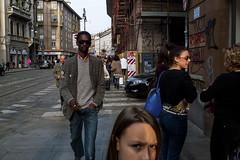 (Giovanni Stimolo) Tags: woman walk women eyes eyecontact expression reportage urban panasoniclumixdmclx3 people streetphotography street streetportrait streetreportage documentaryphotography dmclx3 face girl head hair light lumix lx3 city colors color child boy man