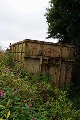 DSC01312 (olliethewino) Tags: bath rust container skip e32