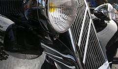 Citron Traction Avant - IMG_9489-e2 (Per Sistens) Tags: cars thamslpet thamslpet13 orkladal veteranbil veteran citron tractionavant