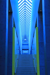 Kiyosato Museum of photografic Arts. (cate) Tags: stairs passage aisle kiyosato museum arts