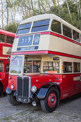 BDJ67 St. Helens D67 (lenmidgham) Tags: classicbus bus parkroyal sthelens aec transport weybridge england unitedkingdom gb eos6d