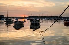 Sunrise Rosmeur (Yann du Maner - Photographie) Tags: sunrise bretagne douarnenez sun port paysage seascape landscape colors nikon d7000