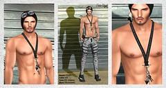 #10 - I CAN FEEL THE CHANGES (Pedro Royal) Tags: clavv hx ed johnson letre shoeminati blog pedro royal second secondlife sl 2life life