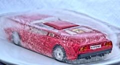 Cool Ferrari (Gnter Hentschel) Tags: eis auto car verrcktebilder dieanderenfotos eisbilder eisfoto gefrorenes modellauto modellcar deutschland germany germania alemania allemagne europa nrw nikon nikond5500 d5500 hentschel gnter indoor flickr guenter hobbyfotograf