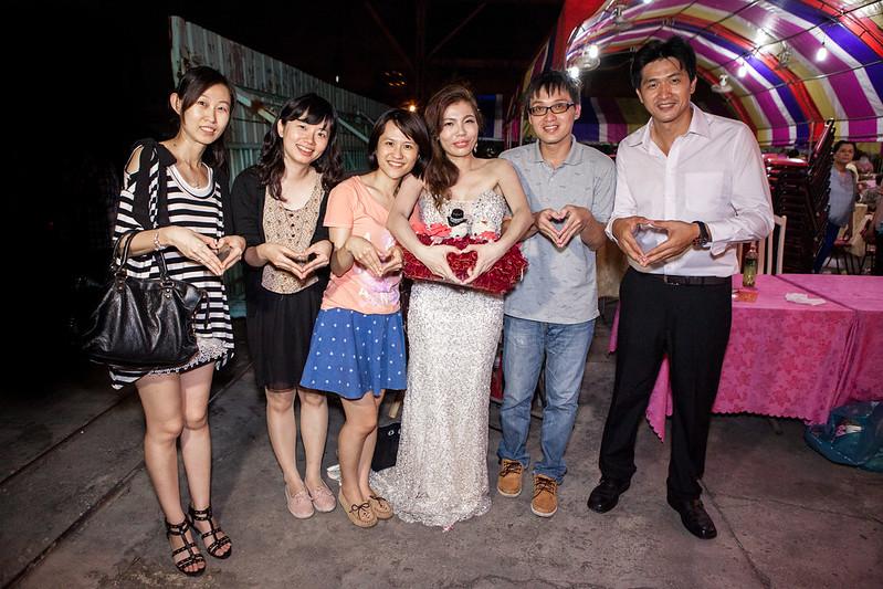 孟峰&梵齡 婚禮紀實-434