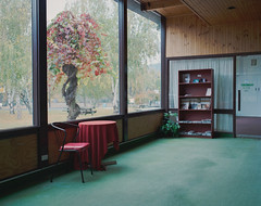 (roundtheplace) Tags: pentax67 portra portra160 mediumformat australia analogphotography architecture nsw snowyhydro 6x7