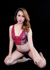 Milagro (RedSectorStudios) Tags: model modeling lingerie studio naturallight filipina photography photoshoot togs underwear