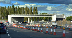 Mersey Gateway Project (New Ditton Junction) 2nd October 2016 (Cassini2008) Tags: merseygatewayproject widnes dittonjunction merseylink construction