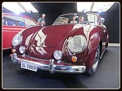 Dannenhauer & Stauss, 1953 (v8dub) Tags: dannenhauer stauss 1953 schweiz suisse switzerland german volkswagen vw rare scarce old oldtimer oldcar klassik classic collector pkw voiture car wagen worldcars auto automobile automotive