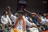 Passion (soumitra911) Tags: ganpati dhol tasha player drummer drum pune laxmi road india maharashtra culture festival