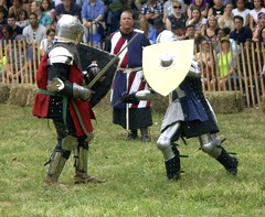 Jousting (jglsongs) Tags: festival medieval medievalfestival nyc newyork newyorkcity manhattan inwood forttryonpark joust