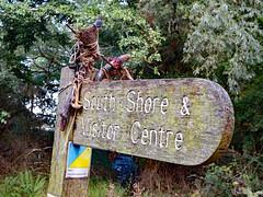Brownsea Island signpost (Daves Portfolio) Tags: brownsea island poole dorset sign signpost 2016