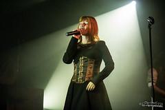 Valkyre (festivalblog.be) Tags: valkyre femme femalemetalevent effenaar metal