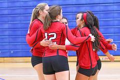 IMG_9737 (SJH Foto) Tags: girls volleyball high school mount olive mt team tween teen teenager varsity huddle cheer hug