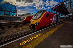 ChesterRailStation2016.09.22-2 (Robert Mann MA Photography) Tags: chesterrailstation chesterstation chester cheshire chestercitycentre trainstation station trainstations railstation railstations arrivatrainswales class175 class150 virgintrains class221 supervoyager class221supervoyager merseyrail class507 city cities citycentre architecture nightscape nightscapes 2016 autumn thursday 22ndseptember2016 trains train railway railways railwaystation