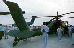 A2205E 87-0425 AH-64A Patrick AFB 04Nov89 (fergusabraham) Tags: 870425 ah64 apache usarmy flng patrickafb