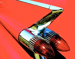 59 (tikitonite) Tags: auto cars vintage lights design automobile gm antique cadillac eldorado chrome 1950s americana bullet biarritz fins taillights 1959 tailfins coupedeville midcentury status spaceage prestige jetage ultramodern rocketfins jetpodtaillights