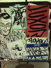 slaps (Stay Faded) Tags: graffiti san francisco moe luxor misfits icp bmg iloveu alifer