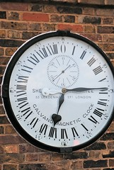 Galvano Magnetic Clock (Francesco Supertramp) Tags: london greenwich observatory londra galvanomagneticclock
