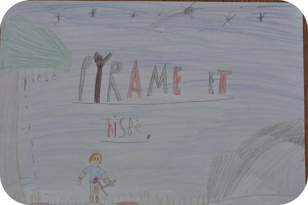 Pyrame et Thisbé