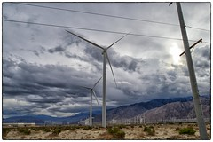 Latest Model - Palm Springs, CA (gastwa) Tags: california mill nature windmill landscape nikon focus scenery angle wind wide shift wideangle andrew palm full pollution springs frame 24mm manual fullframe fx tilt sensor d800 f35 tiltshift pce gastwirth d800e andrewgastwirth