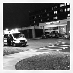 on arrival 1.11.13 (simply~kari) Tags: from work er nightshift ambulance medic day11 itrubble 3652013 365the2013edition 11jan13 day11365