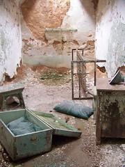 Prison Cell (KaDeWeGirl) Tags: philadelphia state pennsylvania decay cell prison eastern esp penitentiary