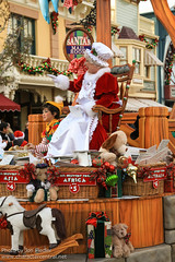 Disneyland Dec 2012 - A Christmas Fantasy Parade