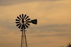 Molino al atardecer (II) (Picardo2009) Tags: sunset sky storm windmill clouds contrast uruguay atardecer countryside molino cielo nubes tormenta contraste campo colonia barker flickraward juanlacaze nikonflickraward findeao2012