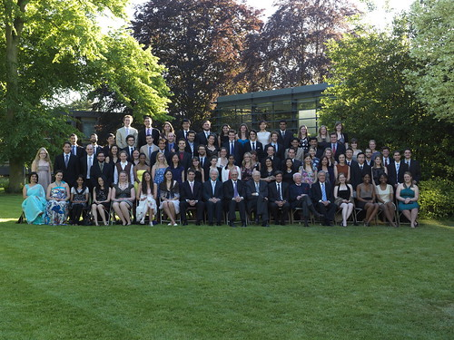 Graduating Class Photo