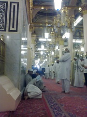 Mecca/Madina (Shaj Shah) Tags: people beautiful photography gold amazing photos muslim islam religion mosque madina mecca masjid kaaba prophetmuhammad flickrandroidapp:filter=none