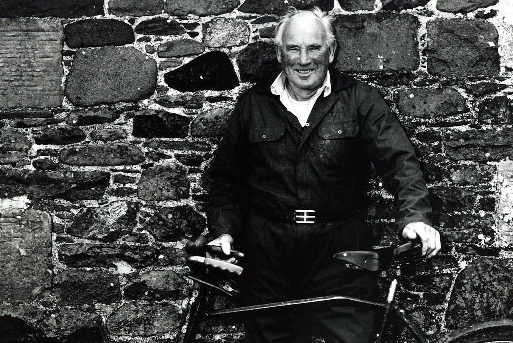 Jimmy Pairman Boatyard Manager Balmaha 1980s