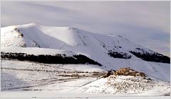 Castelluccio-di-Norcia (Likantrupus) Tags: italy neve di umbria monti norcia castelluccio sibillini abigfave