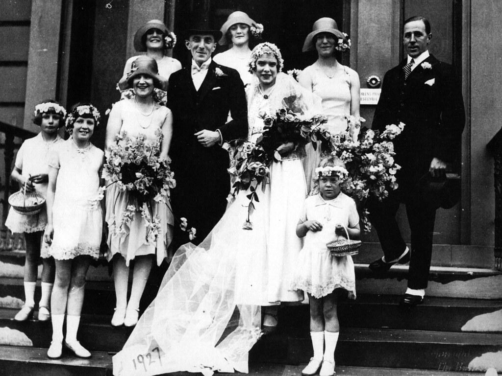 Wedding Group 1927