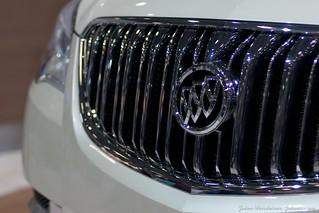 2013 Washington Auto Show - Upper Concourse - Buick 1 by Judson Weinsheimer