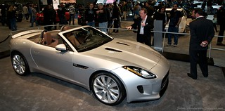 2013 Washington Auto Show - Lower Concourse - Jaguar 8 by Judson Weinsheimer