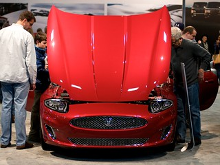2013 Washington Auto Show - Lower Concourse - Jaguar 1 by Judson Weinsheimer