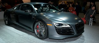 2013 Washington Auto Show - Lower Concourse - Audi 8 by Judson Weinsheimer