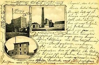 176 Tilsit, Ragnit - Mühlen