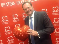 "Stephen Mosley MP supporting British Heart Foundation's Parliamentary Tweet-off • <a style=""font-size:0.8em;"" href=""http://www.flickr.com/photos/51035458@N07/8453304704/"" target=""_blank"">View on Flickr</a>"