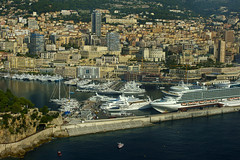 P & O Ventura at Monte Carlo Oct 2012 (donachadhu) Tags: cruise montecarlo helicopter po ventura wonderfulworld wetraveltheworld theworldoftravel carlzeiss2470 sonyalphaa77