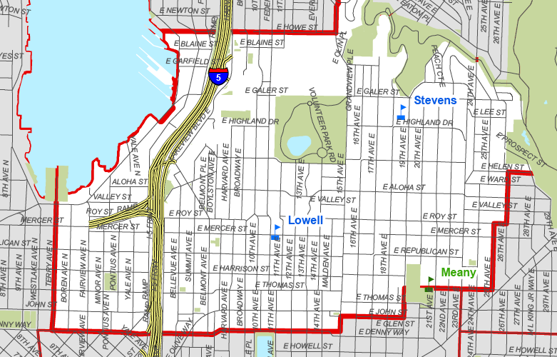 New Seattle School Boundary Maps To Be Released  UPDATE
