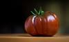 Black Krim (Alex Schwab) Tags: black tom tomato purple tomatoes organic tomatos hierloom blackkrim gardeningf