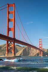 "Golden Gate Bridge • <a style=""font-size:0.8em;"" href=""http://www.flickr.com/photos/54083256@N04/8505439823/"" target=""_blank"">View on Flickr</a>"