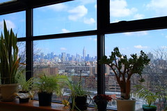 The View (pmarella) Tags: clouds manhattan pmarella empirestatebuilding hoboken jerseycitynj riverviewpkproductions