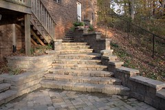 "Paver patio and steps • <a style=""font-size:0.8em;"" href=""http://www.flickr.com/photos/22274533@N08/8512535962/"" target=""_blank"">View on Flickr</a>"